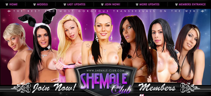Download all shemale pics galleries in sex club